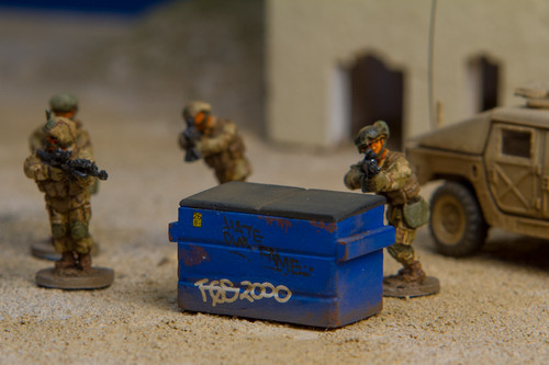 15mm Trash Dumpster (1/pk) - 15MSCE022