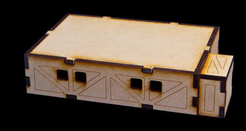 Residence Module, Top Floor - 15MTW006-3