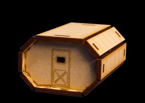 Small Cargo Module - 15MTW031