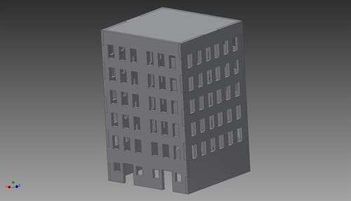 City Building - 20MMDF257