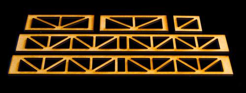 Optional Raised Detail for Residence Module, Upper Floors - 28MTW007-2-1