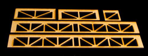 Optional Raised Detail for Residence Module, Top Floor - 28MTW007-3-1