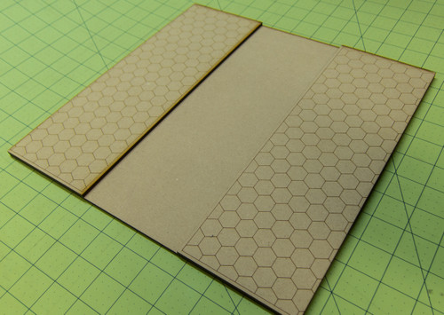 """12"""" City Tile - Straight Road Section - 15MTILE010"""