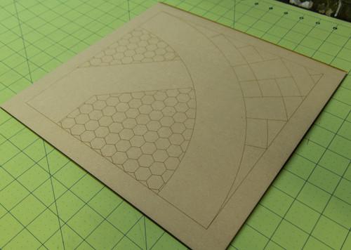 "12"" City Tile - 15MTILE016"