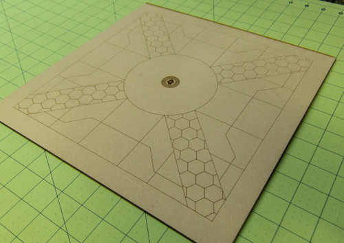 "12"" City Tile - 15MTILE017"