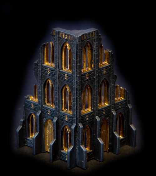 Small Ruined Basilica - EPICGOTH001