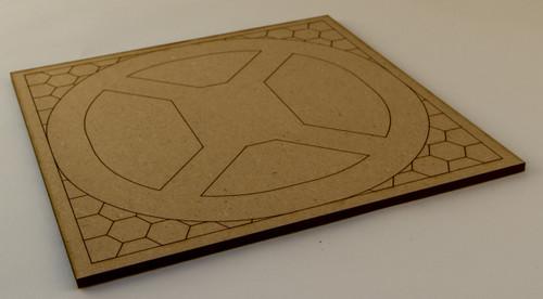 City Tile, (MDF) - EPICTILE007-2