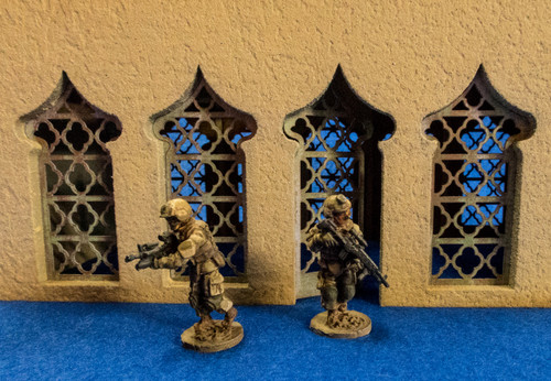 20mm Temple Door and Window Kit - 20MMDF160-1D