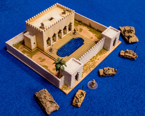 6mm Temple (Matboard) - 285CSS160