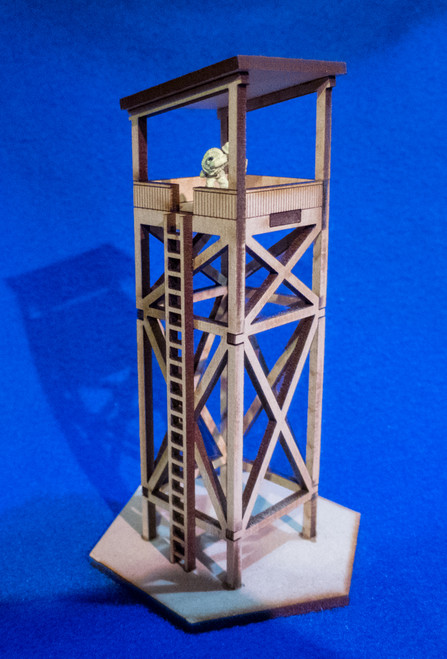 15mm Guard Tower (MDF) - 15MMDF162