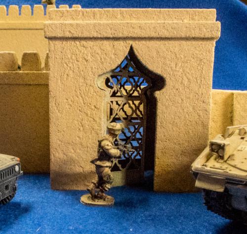 15mm Temple Walls Door Kit - 15MMDF160-2D