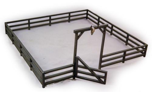Corral Fences and Gates - 28MWEST020