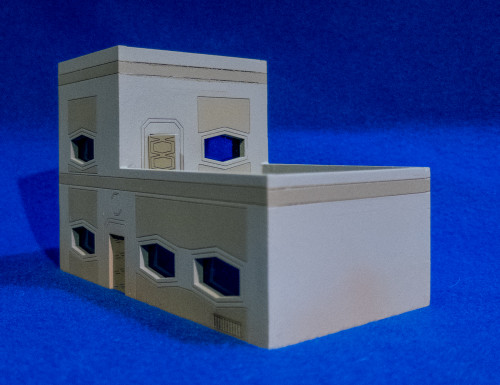 Two Story Building - 15MCHM001