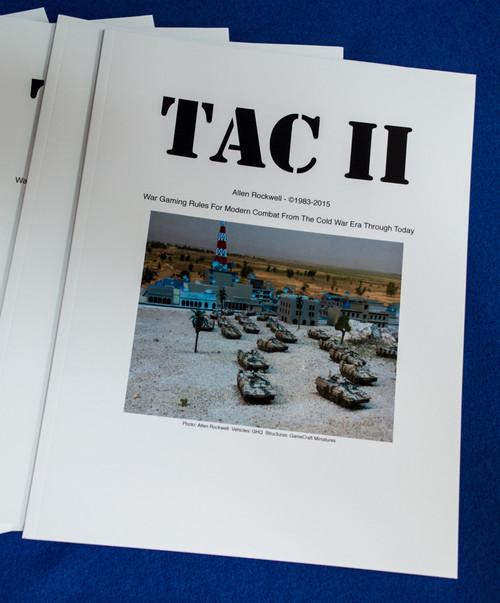 TAC II Rule Book - Version 2.10