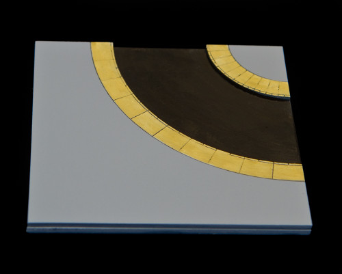 90 Degree Curve Tile - 10MTILE005