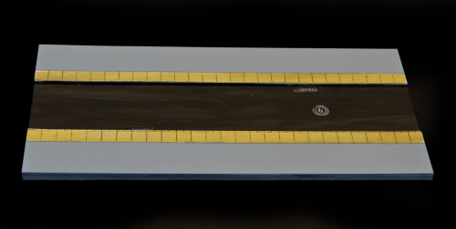 Double Length Straight Road Section - 10MTILE002