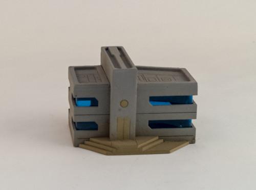 10mm Sci-Fi Future World Building (Matboard) - 10MCSS252-3