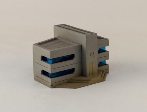 10mm Sci-Fi Future World Building (Matboard) - 10MCSS252-4