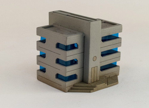 10mm Sci-Fi Future World Building (Matboard) - 10MCSS252-5