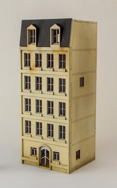 15mm European City Building (Matboard) - 15MCSS101