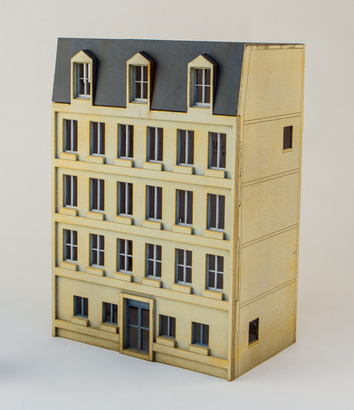 15mm European City Building (Matboard) - 15MCSS104