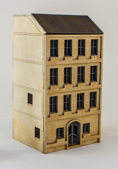 15mm European City Building (Matboard) - 15MCSS105