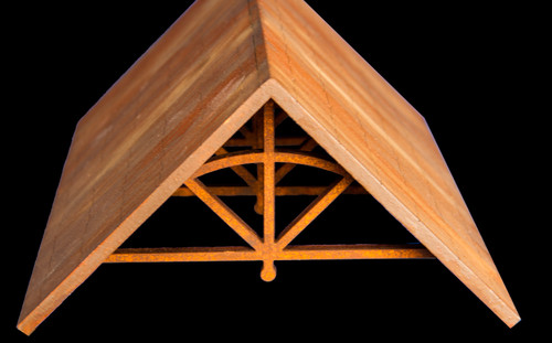 Ceiling Beams (8 per pack) - 28MWEST029