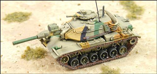 M60A1 Main Battle Tank  (5/pk) - N501