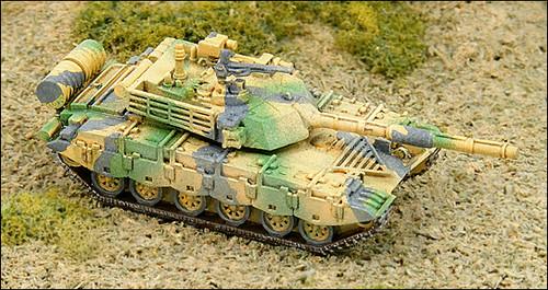 Type 98 China's newest Main Battle Tank - RC05
