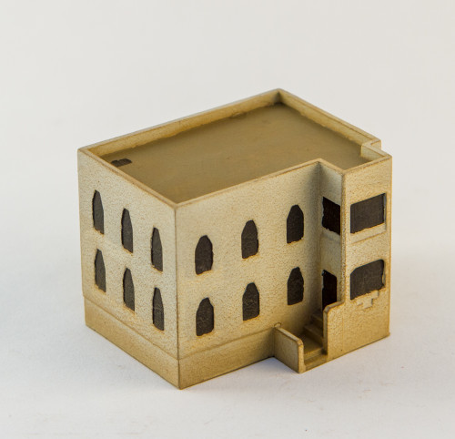 Middle Eastern Residence  (Resin) - 285MEV073