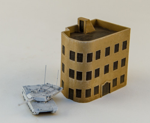 Middle Eastern Building  (Resin) - 285MEV074