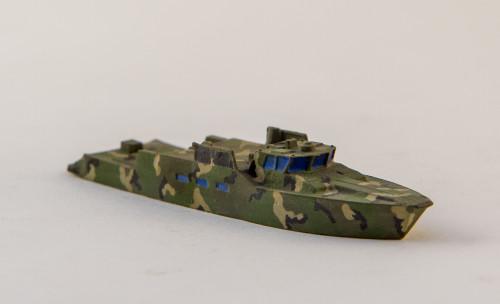 Riverine Command Boat / CB90 Fast Attack Craft (1/pk) - 285MET009