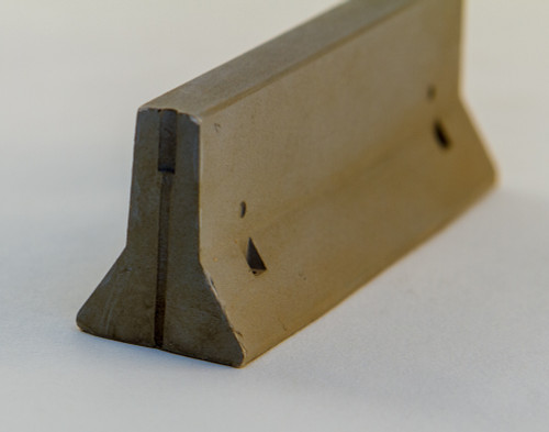 20mm Concrete Barriers, K-Rails (6 Per Kit) - 20MMEV006