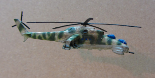 Mi 24 Hind D Helicopter (1/pk) - AC18