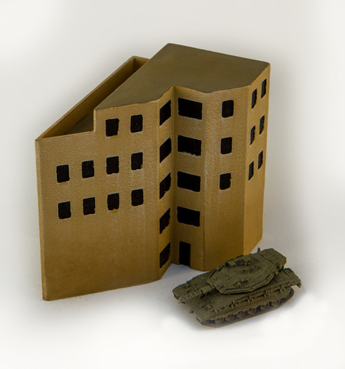 Middle Eastern Building  (Resin) - 285MEV077