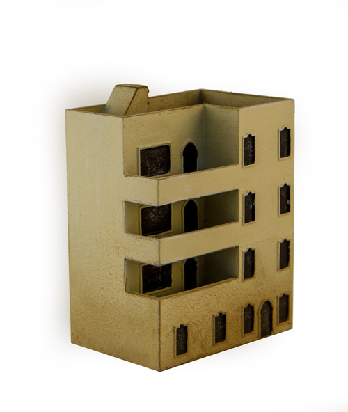 Middle Eastern Building  (Resin) - 285MEV081-2