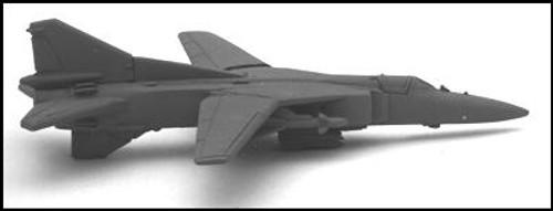 Mig 23 Flogger B - Swing-wing interceptor (1/pk) - AC15