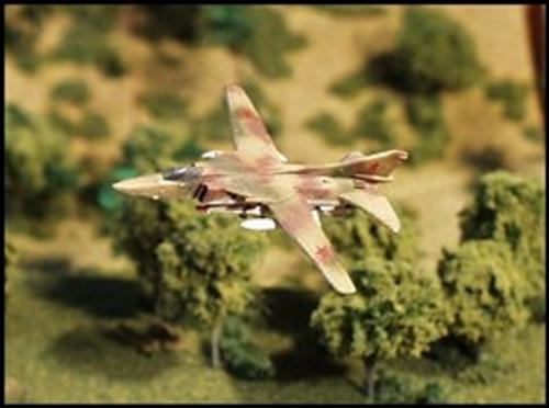 Mig 27 Flogger - Single Seat Attack Aircraft (1/pk) - AC3