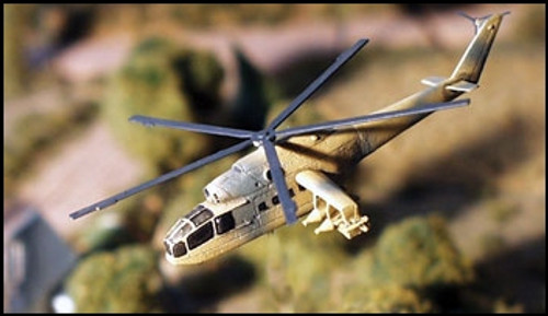 Mi 24 Hind A Helicopter (1/pk) - AC20