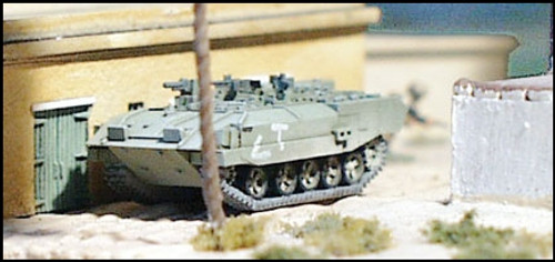 Achzarit - Modified T-55 IFV (5/pk) IS10
