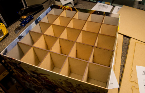 Robotech: RPG Tactics Box Inserts