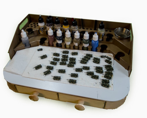 Drawer Add-On For Painting Stations