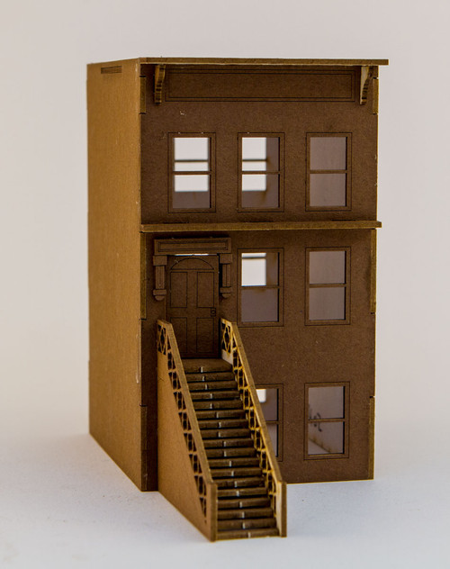 15mm Brownstone - 15MCSS402