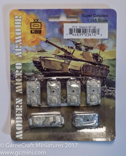 IS Magach 6B - Israel Upgrade of M60 MVT (5/pk)Ê IS14