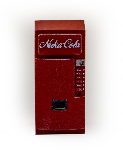 28mm Nuka Cola Vending Machine - 28MSCE001