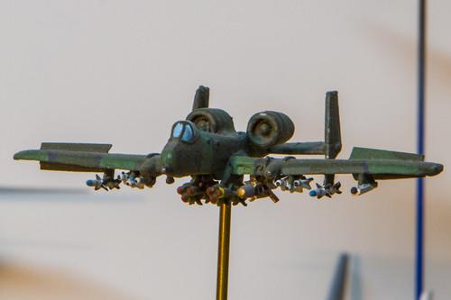 A-10 Warthog - Ground Attack aircraft (1/pk) - AC5