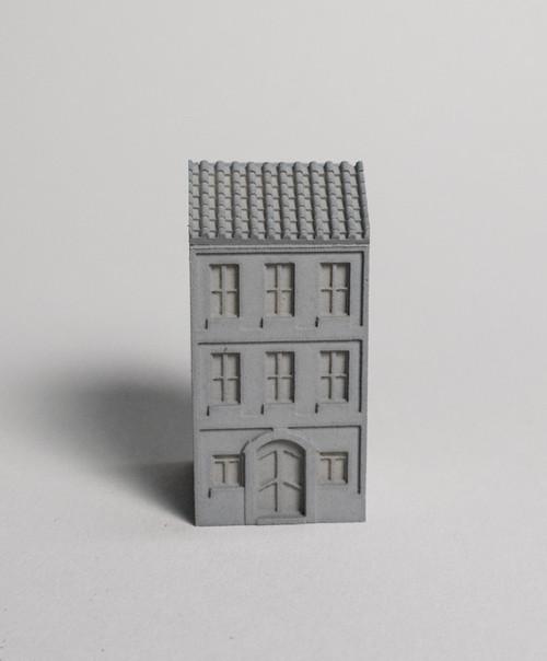 6mm European City Building - 285MEV0140
