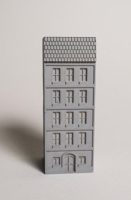 6mm European City Building - 285MEV0141