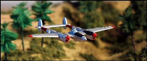 P38J Lightning - AC19