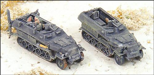 Sd Kfz 251/C 3 & 11 - G103